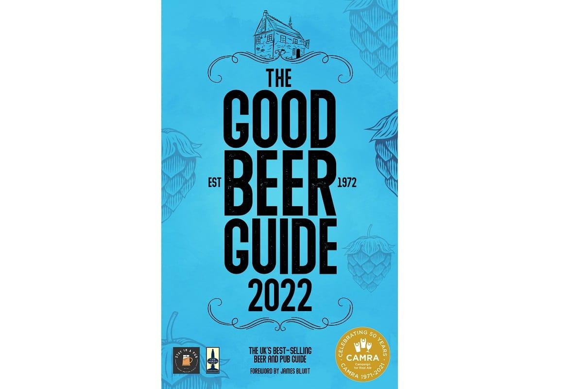 Cask Marque sponsors CAMRA's 2022 Good Beer Guide