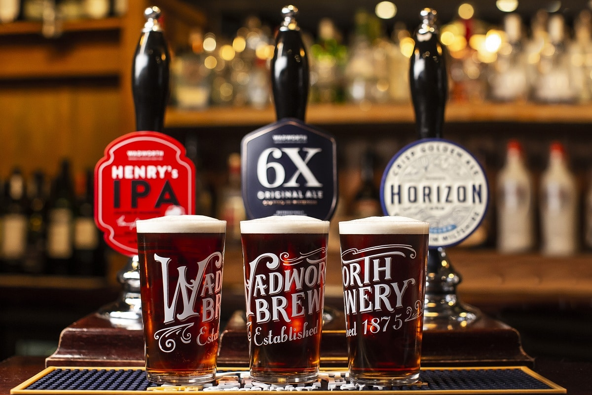 Wadworth pubs are the latest to join the Ale Trail