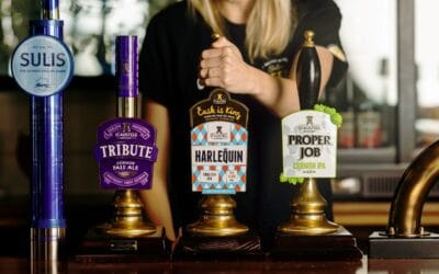 St Austell's Harlequin is back for Cask Ale Week