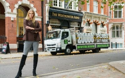 Publican Jodie Kidd urges Chancellor to save 20,000 pubs ahead of Budget